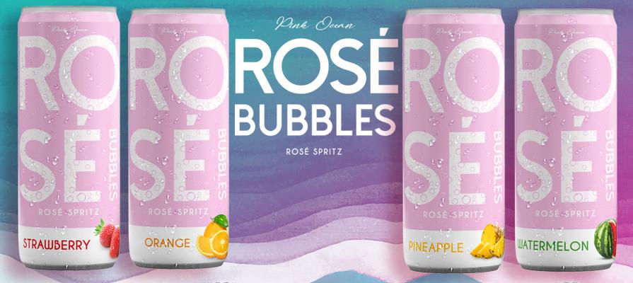 Rosé Bubbles Breathes New Life Into The Rosé Category