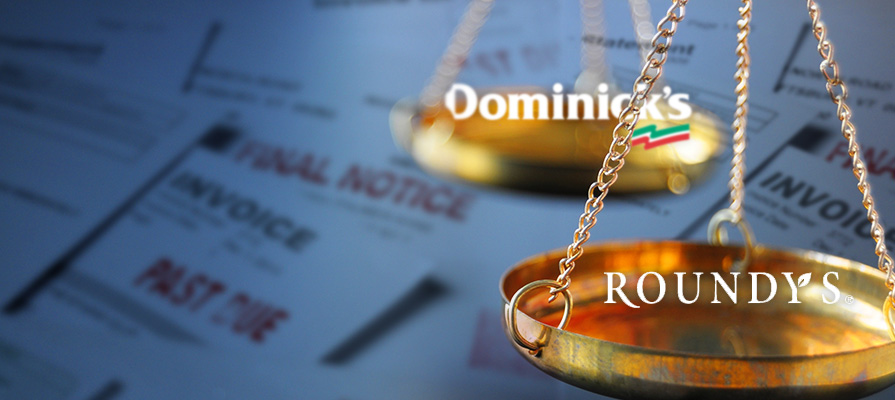 Roundy's Sues Dominick's Finer Foods