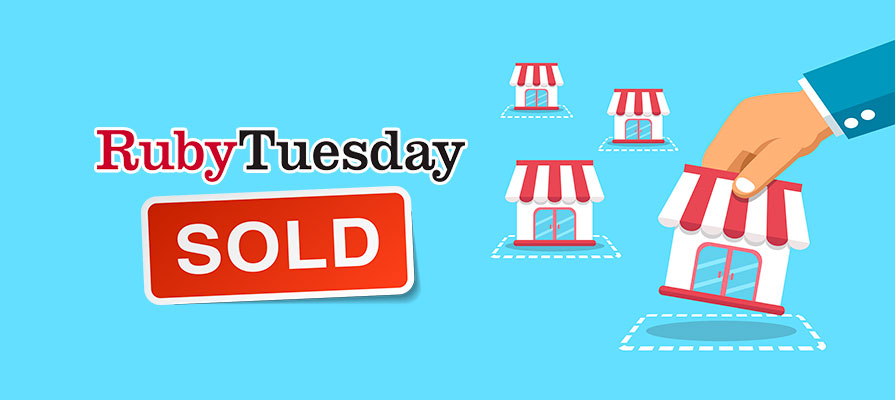 NRD Capital Acquires Ruby Tuesday for $335 Million