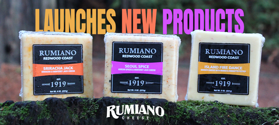 Rumiano Cheese Company Accelerates the Release of New Redwood Coast Cheeses to Support Health Care Workers