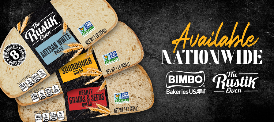 The Rustik Oven® Debuts Signature Artisan Bread Line Nationwide