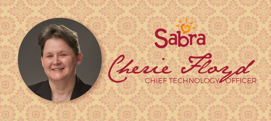 Sabra Dipping Company Welcomes Cherie Floyd as New CTO