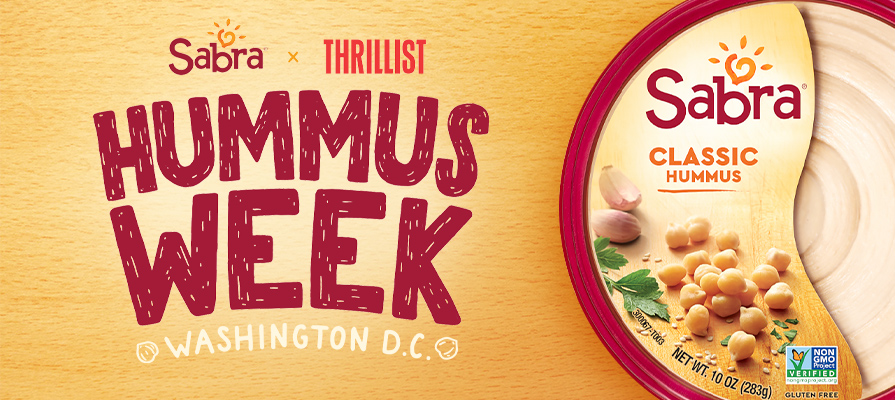 Sabra And Thrillist Bring Hummus Week To D.C. May 13-20