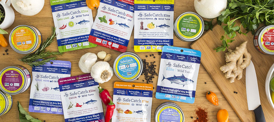 Safe Catch Introduces New Products, Partners with Kroger