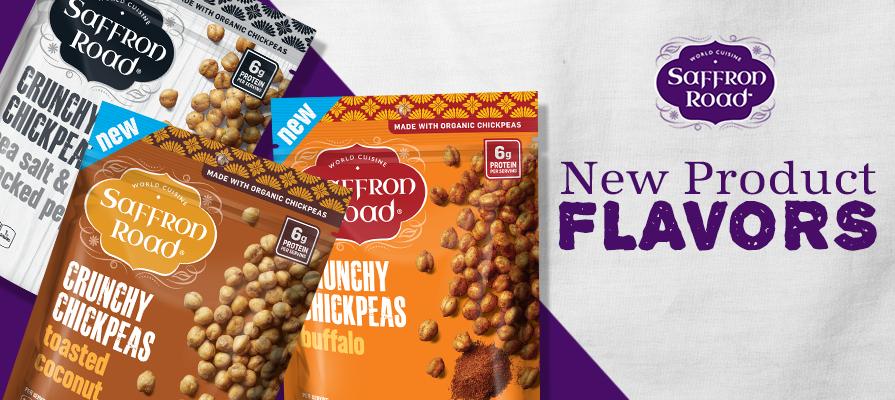 Jack Acree Discusses New Launches for Saffron Road® Product Lines