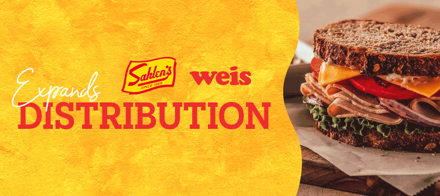 Sahlen Packing Co. Deli Meat Available At Weis Markets