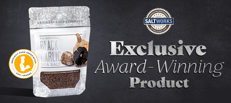 SaltWorks® Highlights Exclusive Product