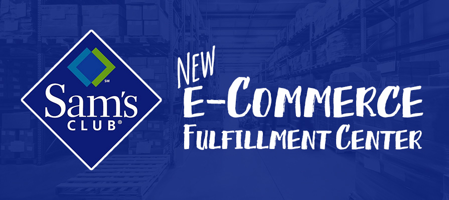 Walmart's Sam's Club Banner Opens New Facility in Memphis, TN