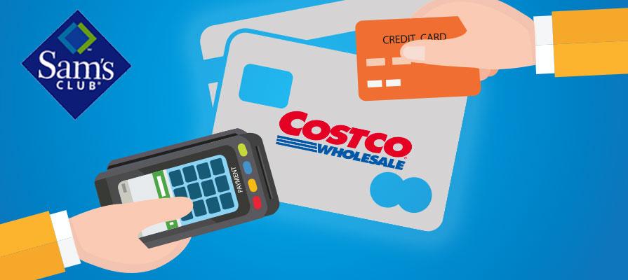 Costco Credit Card Processing >> Sam's Club Begins Accepting All Costco Members | Deli ...