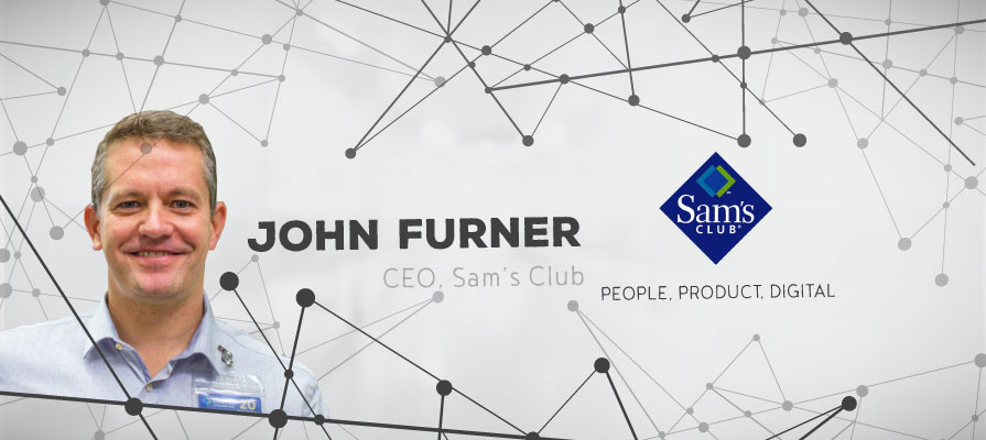 New Sam's Club CEO John Furner Outlines Three Strategies