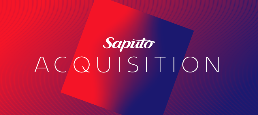 Saputo Announces Acquisition of Carolina Aseptic and Carolina Dairy Businesses for 118M Dollars From AmeriQual Group Holdings; Lino A. Saputo Shares