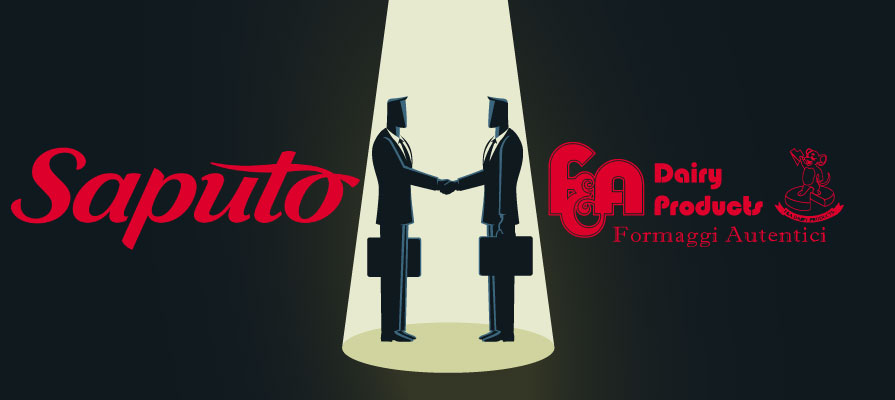 Saputo Acquires F&A Dairy Products in the United States