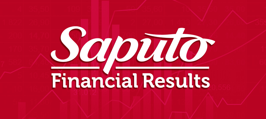 Saputo Reports Financial Results for the Fiscal Year