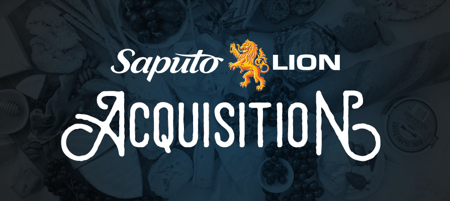 Saputo to Acquire Specialty Cheese Business of Lion-Dairy & Drinks Pty in Australia