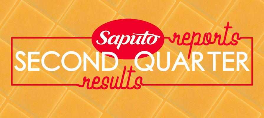 Saputo Reports Financial Results for Fiscal 2019 Second Quarter