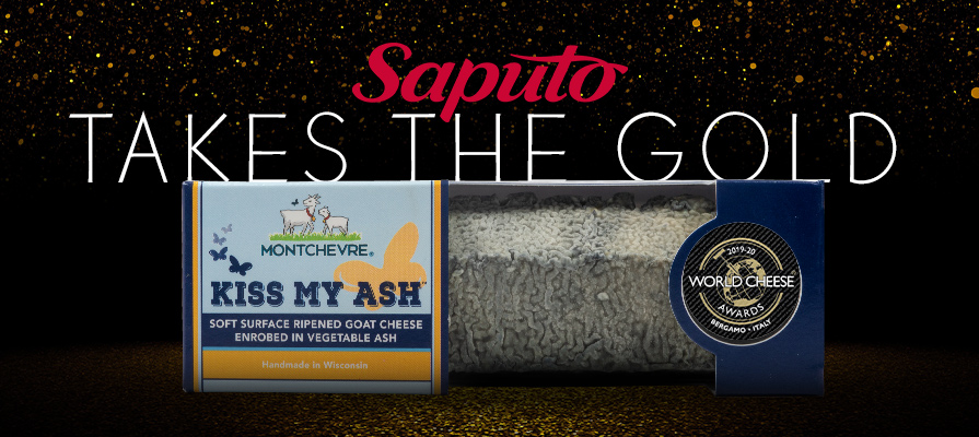 Saputo Triumphs at the 2019 World Cheese Awards
