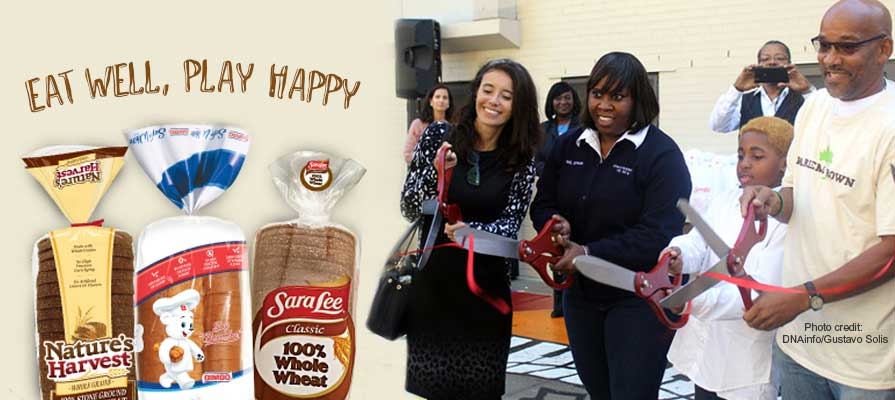 Sara Lee® Bread, Nature's Harvest® Bread and Bimbo® Bread Join Forces for a Good Cause