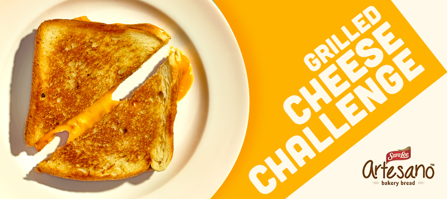 Sara Lee® Artesano™ Launches Grilled Cheese Challenge with Regionally Inspired Flavors