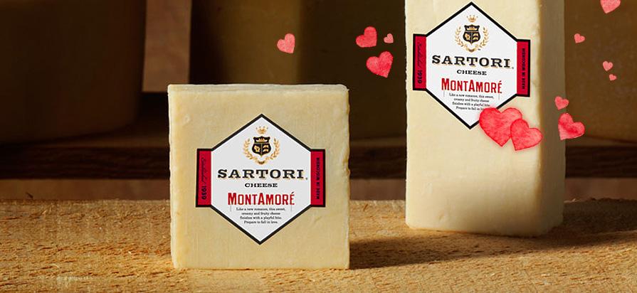 Sartori Stands Out at World Cheese Awards