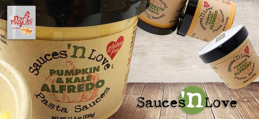 Sauces 'n Love Recieves 16th Nomination as a SOFI Award Finalist