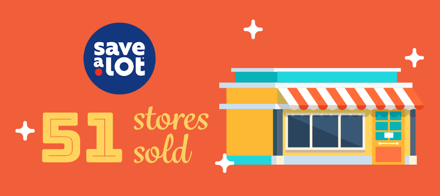 Save A Lot Announces Sale of 51 Stores to Fresh Encounter