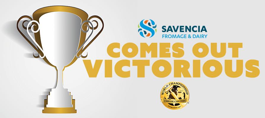 Savencia Cheese USA Scores Major Wins at World Championship Cheese Contest