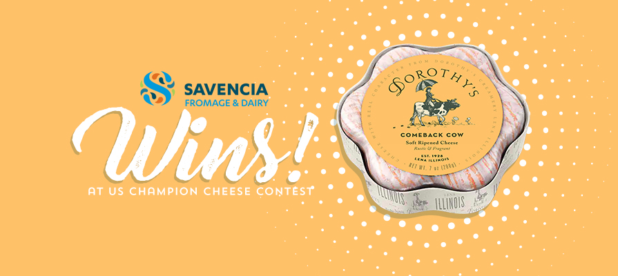 Savencia Cheese USA Wins Big with a Record-Breaking 2,550 Competitors at US Champion Cheese Contest