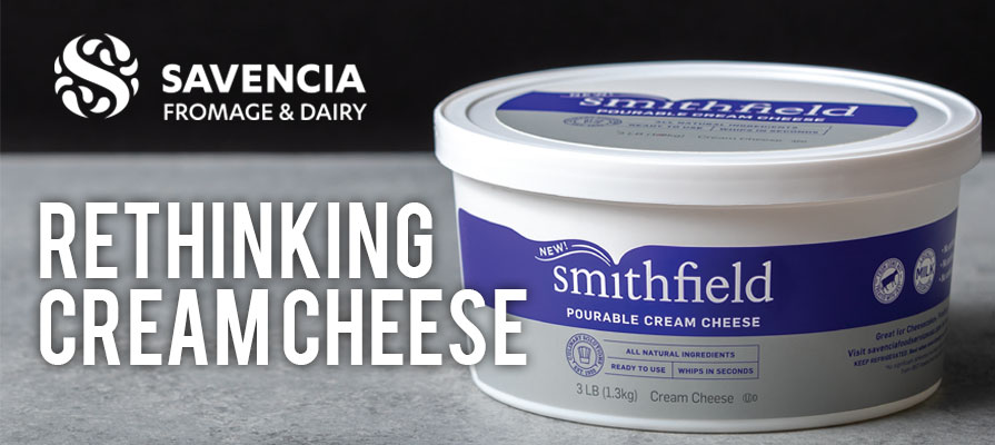 Savencia's David Frey Talks New Cream Cheese Innovations