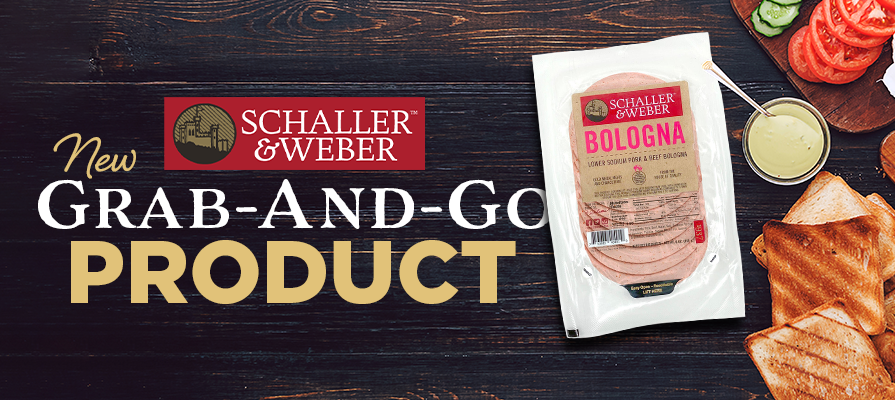 Schaller & Weber Introduce New Grab-And-Go Product