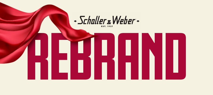 Schaller & Weber™ Announces Rebrand and New Products