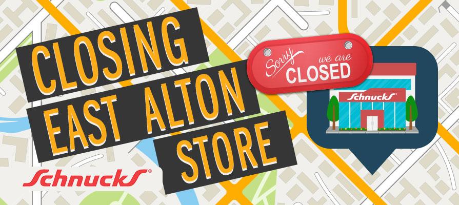 Schnuck Markets Closes Illinois Store