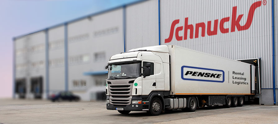 Schnuck Markets Pairs with Penske Logistics