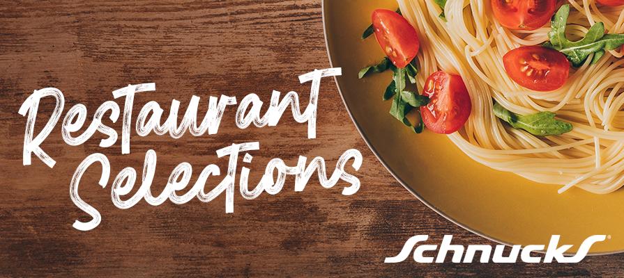 """Schnuck Markets Debuts New Deli Innovation, """"Restaurant Selections by Schnucks"""""""