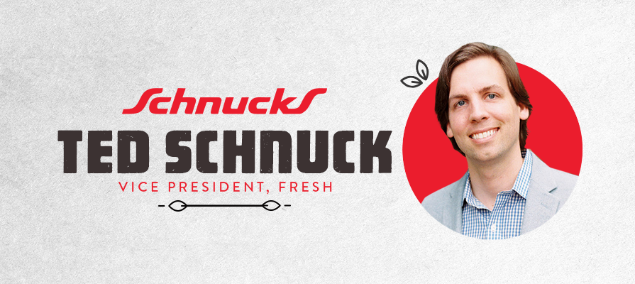 Schnuck Markets Names Ted Schnuck as the New Vice President of Fresh