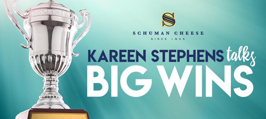 Schuman Cheese Brand Manager Kareen Stephens Discusses Big Wins This Award Season