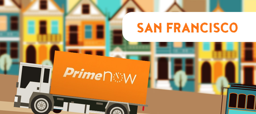 Amazon Expands its Food Delivery Service to San Francisco