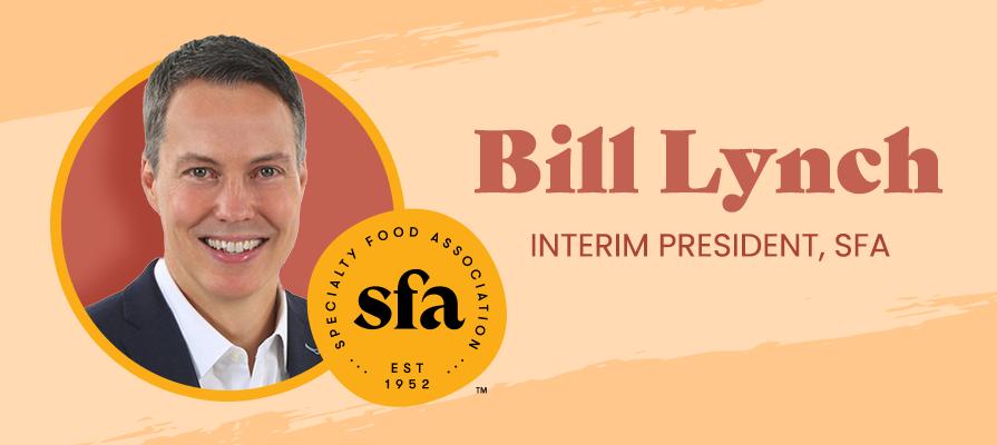 Specialty Food Association Names Bill Lynch as Interim President