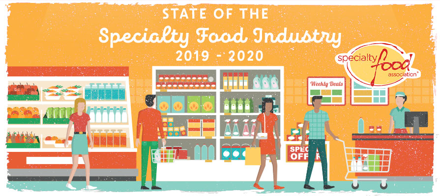 The Specialty Food Association's Annual State Industry Report