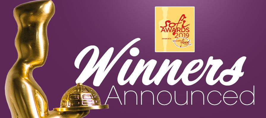 The Specialty Food Association Announces 2019 sofi Award Winners