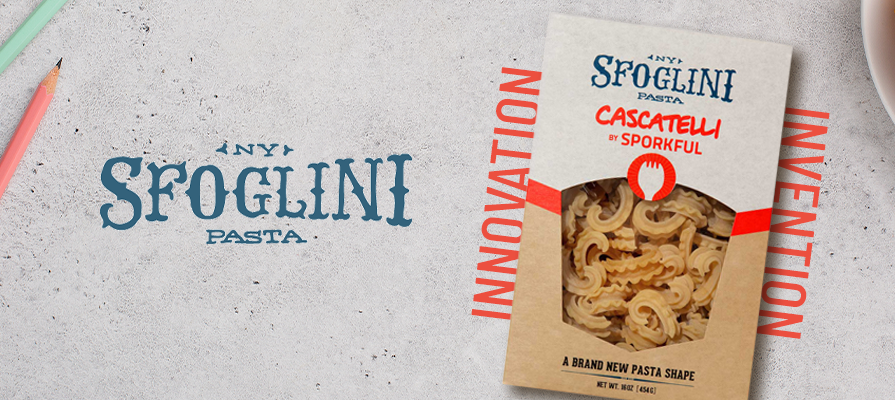 Sfoglini Announces Launch of Cascatelli and Other Pastas at Retail