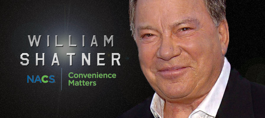 NACS Convenience Matters Podcast to Feature William Shatner