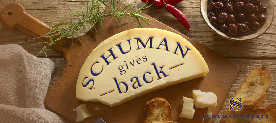 Schuman Cheese Employees Contribute Locally Around the Country