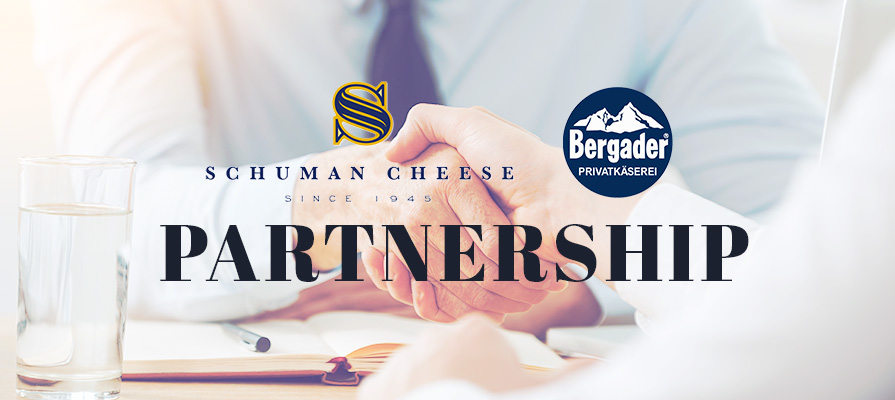Schuman Cheese Partners with Bergader Privatkäserei to Enhance Import Roster