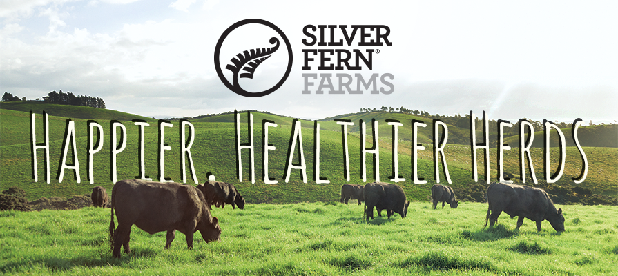 Silver Fern Farms Raises Happier, Healthier Herds