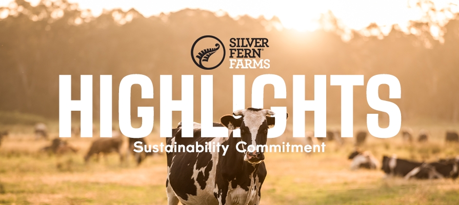 Silver Fern Farms Highlights Sustainability Commitment with Launch of Net Zero Carbon Beef Product; Rob Hewett and Simon Limmer Comment
