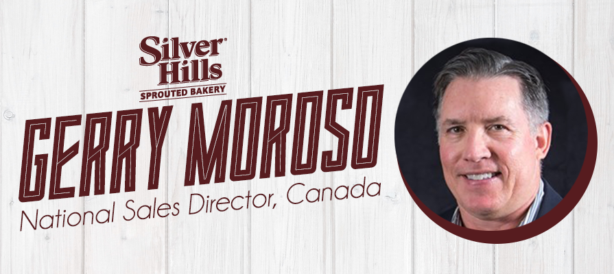 Silver Hills Welcomes Gerry Moroso as National Sales Director for Canada