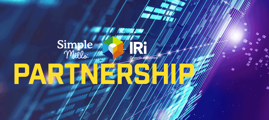Simple Mills Partners With IRI® Growth Consulting to Drive Profitable Innovation