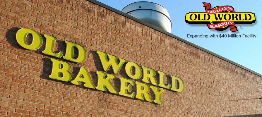 Skally's Old World Bakery Expanding with $40 Million Facility