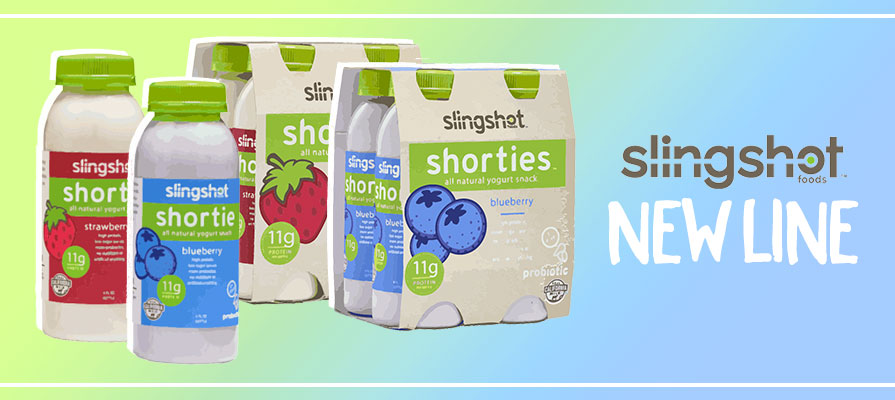 Slingshot Foods' Will Hartley Discusses New Shorties Line
