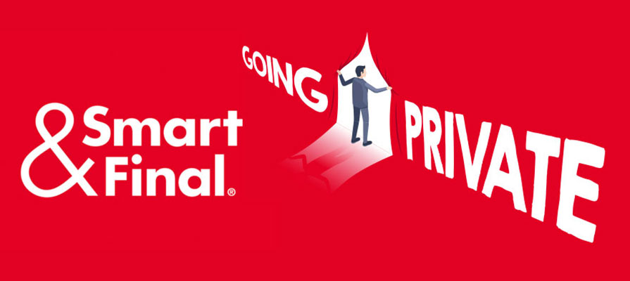 Smart & Final Goes Private After Merger Agreement